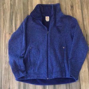 Purple-Blue Avalanche Jacket M